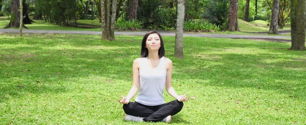 meditación primer chakra