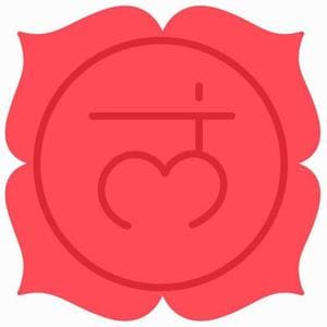 simbolo chakra 1